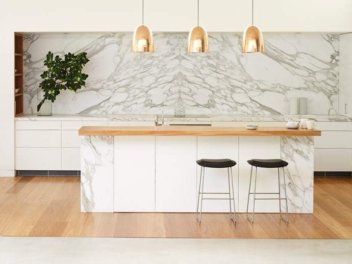 """[Arent & Pyke](http://arentpyke.com/ target=""""_blank"""") kitchen. From *Belle* April/May 2013. *Photograph by Julie Crespel.*"""