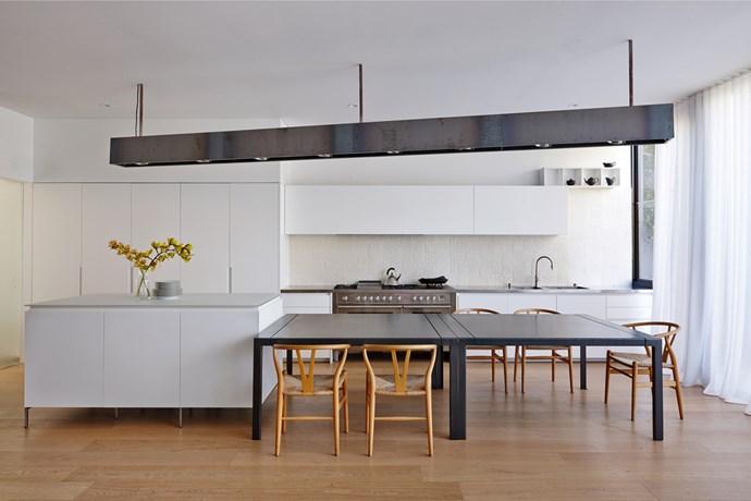 "[Boffi](http://www.boffistudio.com.au/EN/Home.aspx target=""_blank"") kitchen. From *Belle* October 2015. *Photograph by Will Horner.*"