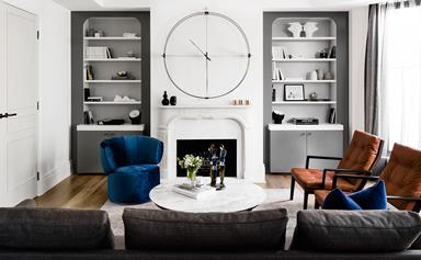 Luxe apartment tour: a refined yet relaxed home