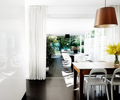 A Miami-inspired Art Deco home in Coogee