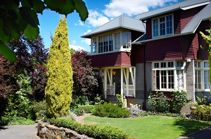 Built in 1924, the house is a charming example of Arts & Crafts architecture.