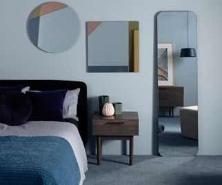 bedroom mirrors