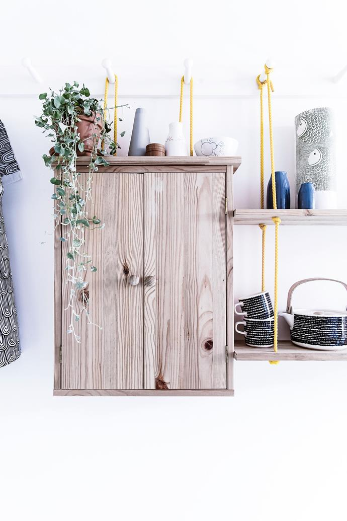 """For this [kitchen](http://www.homestolove.com.au/sydney-apartment-gets-swedish-summer-house-makeover-3050
