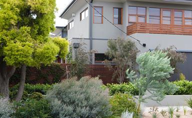 A courtyard garden fit for artists