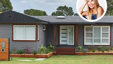 Before and after weatherboard wonder
