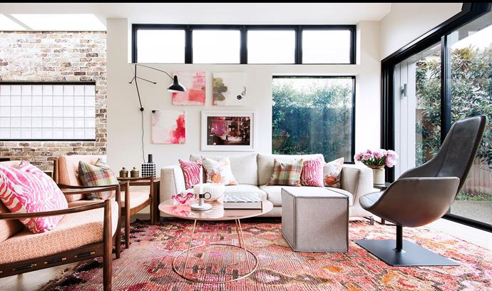 """**2015:** Pretty in Pink by [Brett Mickan Interior Design](http://bmid.com.au/