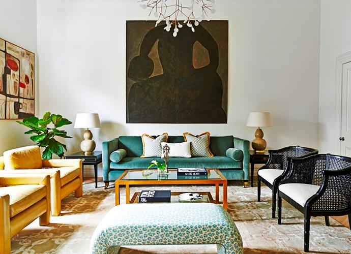 """**2014:** Grown-up Glamour by [Diane Bergeron Design](http://www.dianebergeron.com/