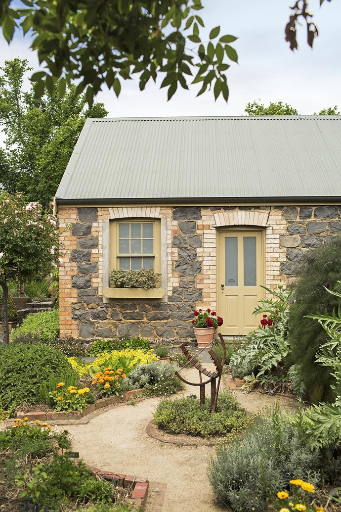 Built in the 1840s as a separate dwelling to the main homestead, this two-room bluestone cottage now houses an interpretation centre complete with a herb garden and sundial.