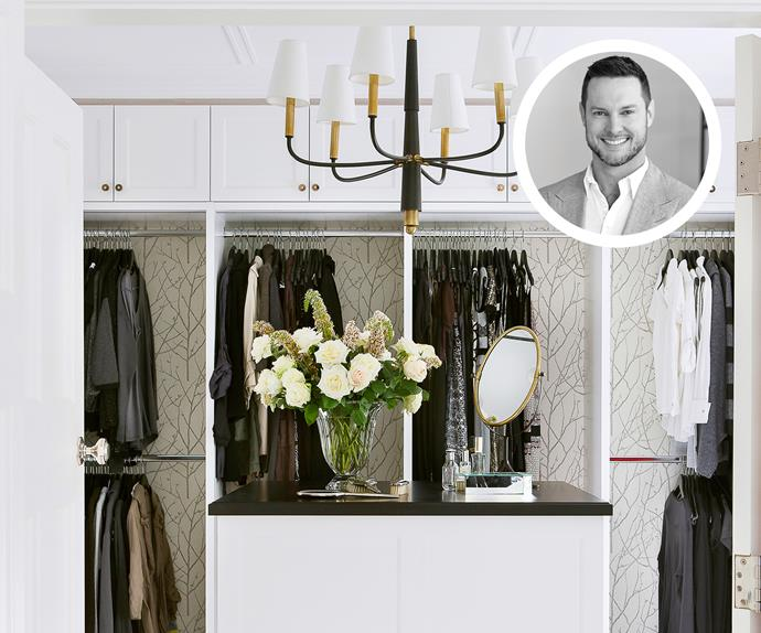 Darren Palmer wardrobe