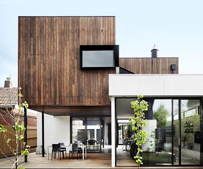 architecturally designed house