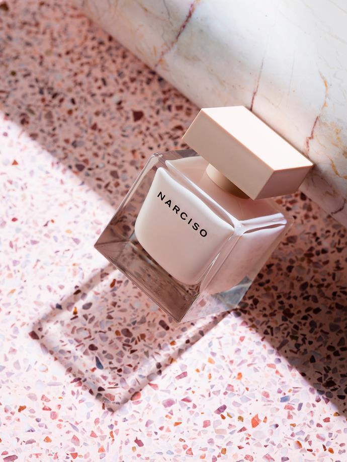 "Narciso Rodriguez ""Narciso"" Eau de Parfum, $118 for 50ml, [Myer](http://www.myer.com.au/ target=""_blank"")."