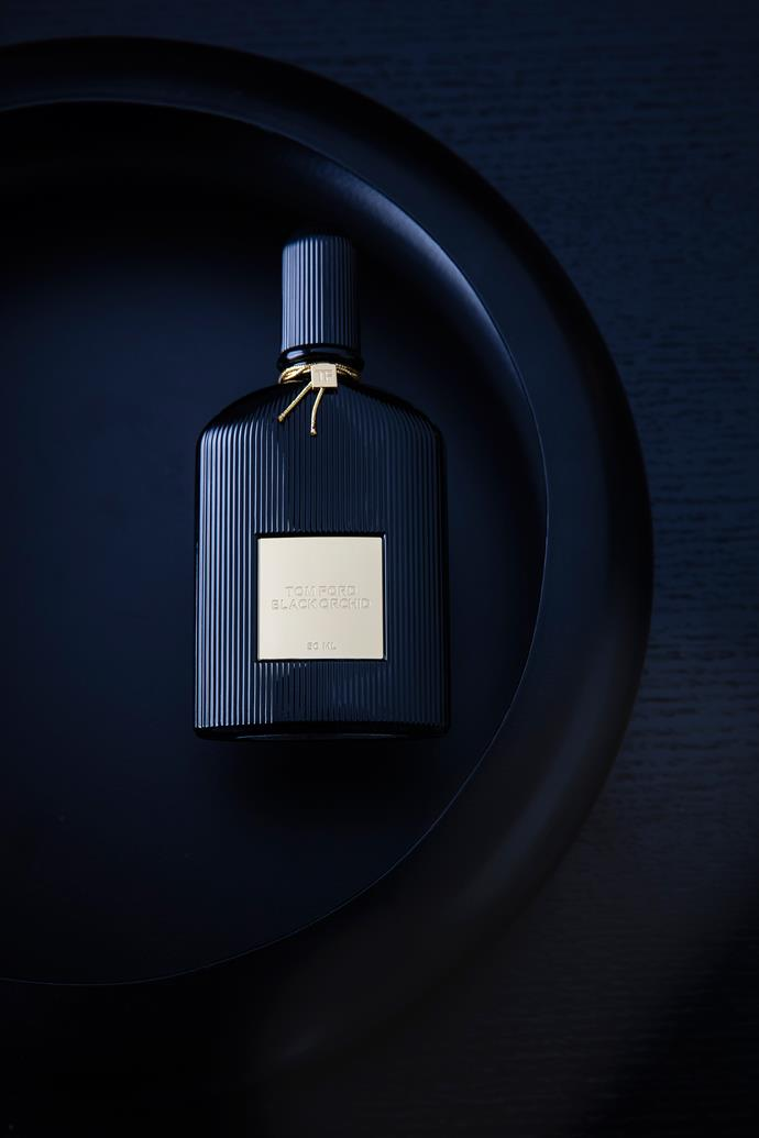 "Tom Ford ""Black Orchid"" Eau de Parfum, $165 for 50ml, [David Jones](http://shop.davidjones.com.au/djs/en/davidjones target=""_blank"")."