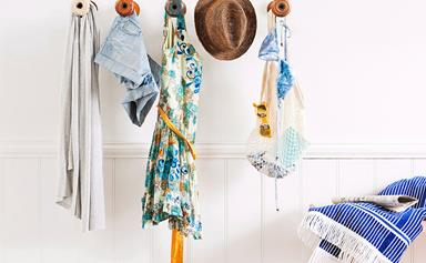 3 easy wall storage solutions
