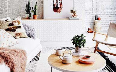 Shop the look: Relaxed living room