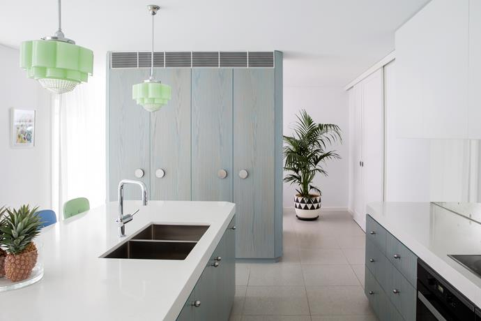 When it comes to the kitchen sink, double up if possible. It will always come in handy, allowing you to prepare food and wash up simultaneously. *Photo: Jason Busch / bauersyndication.com.au*