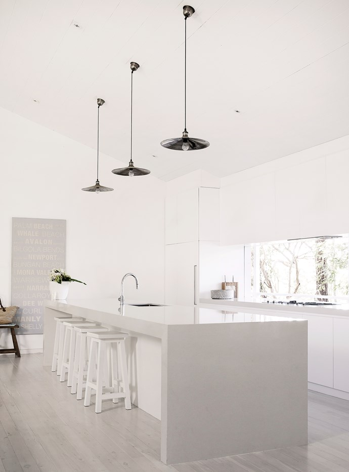 """I feel our home embraces the casual, easygoing Australian lifestyle with its simple, functional and open-plan living."""