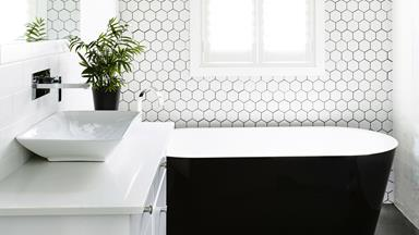 14 tips to help you maximise a small bathroom