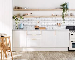 Flat pack kitchen inspiration
