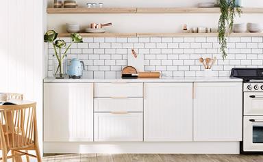 3 ultra-chic flatpack kitchens
