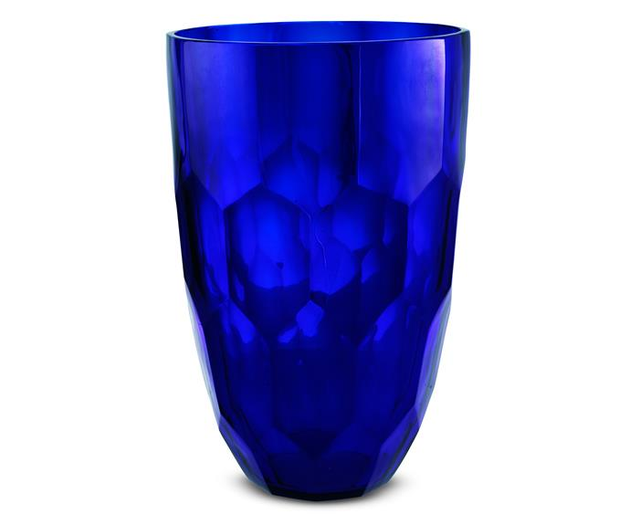 """'Arwa' vase, $540, from [James Said](https://www.jamessaid.com.au/ target=""""_blank"""" rel=""""nofollow"""")."""