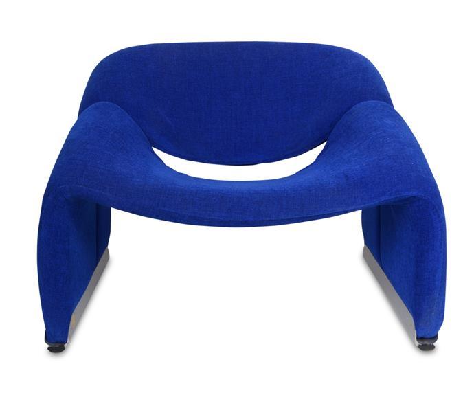 "Pierre Paulin chair, $3900, from [Fenton & Fenton](http://www.fentonandfenton.com.au/ target=""_blank"" rel=""nofollow"")."