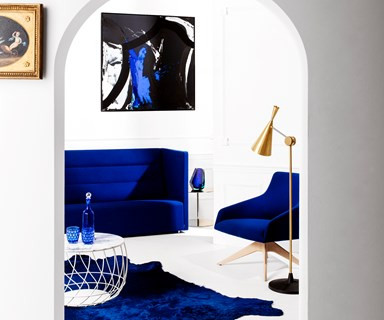Shop the look: Yves Klein blue