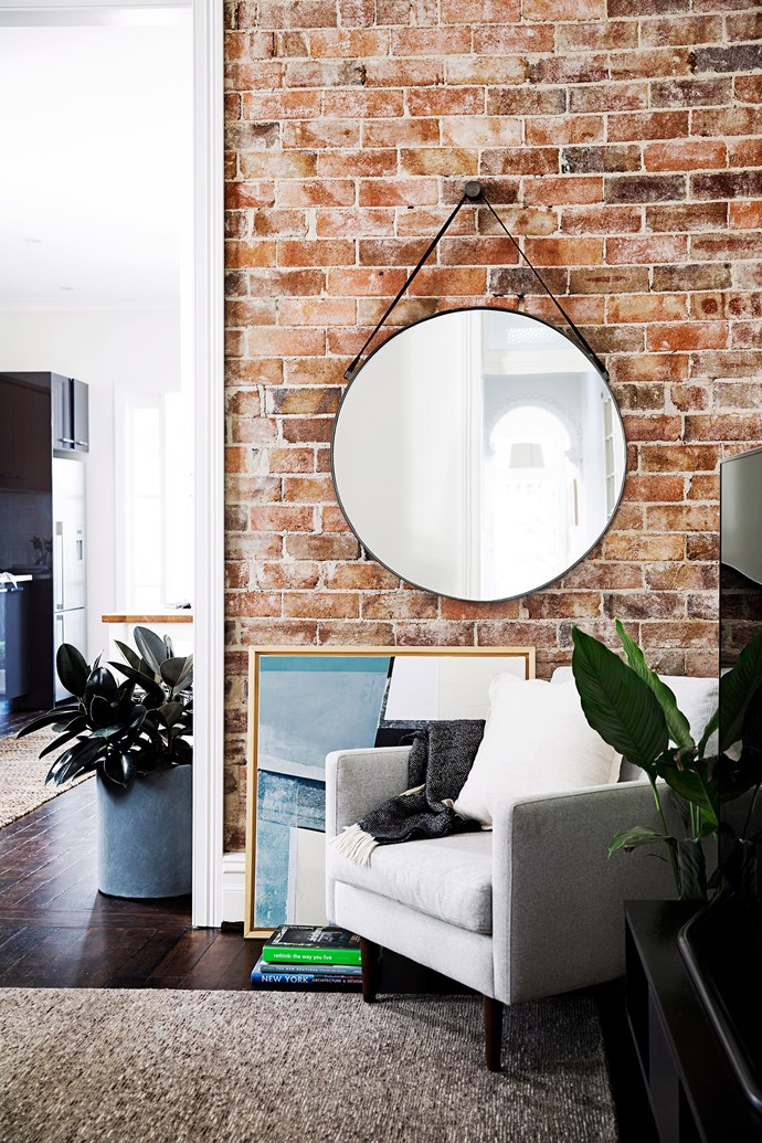 Let the structure of the building strut its stuff to achieve a raw pared-back feel. Strip away any superfluous decoration to reveal the bare walls, floorboards or concrete slab and ceilings. If you're left with any structural ornamentation such as beams, trusses or exposed brick, make it a highlight.