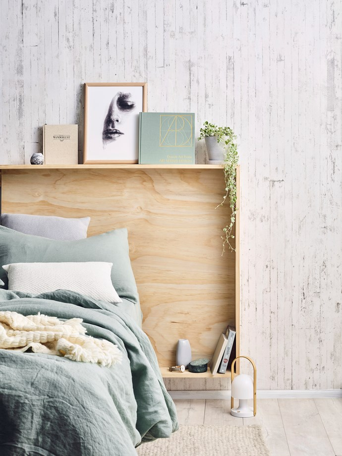 Yes, pared-back minimal can look great visually, but it can also make you feel like you are living in a refrigerator. Add warmth with timber – natural oak's a current fave if you relish the mid tones, but, if you want something lighter, opt for bleached timbers for a more Scandi look.
