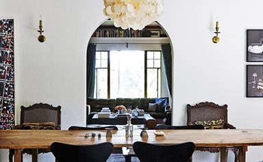Eclectic LA home with bohemian spirit
