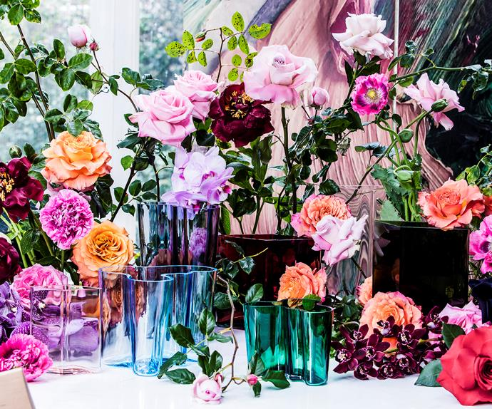 Floral arangement