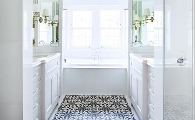 4 space savvy bathroom layouts