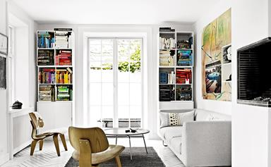 An artful abode fit for a family