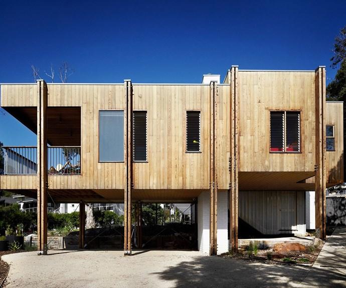 Architect designed home