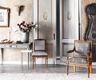 Euro style interior