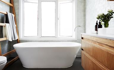 A flawless family bathroom renovation