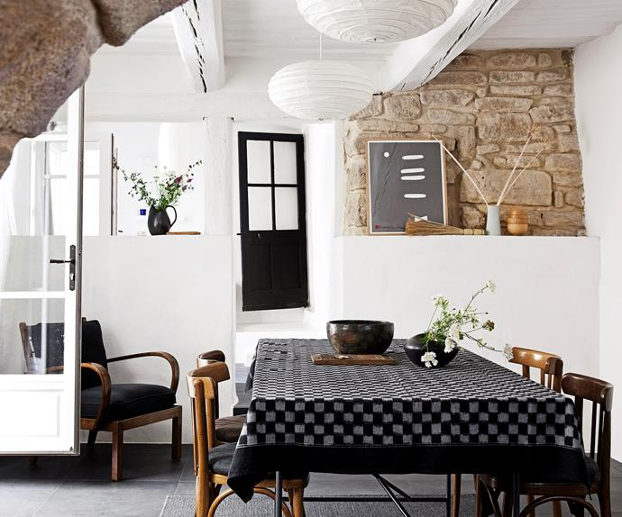 A rustic retreat in southern France