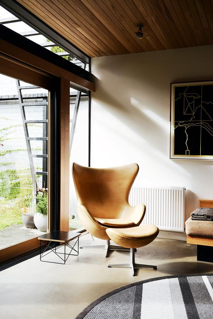 """""""Even though the rooms aren't overly big we had to work out a way for them to feel bigger and have a sense of space – that was the trickiest part,"""" says Emilio."""