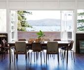 Contemporary coastal decorating ideas for the home