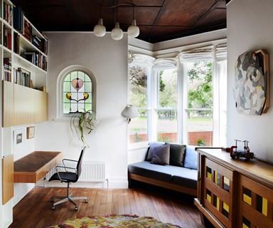 Creative upgrade of historic Melbourne home
