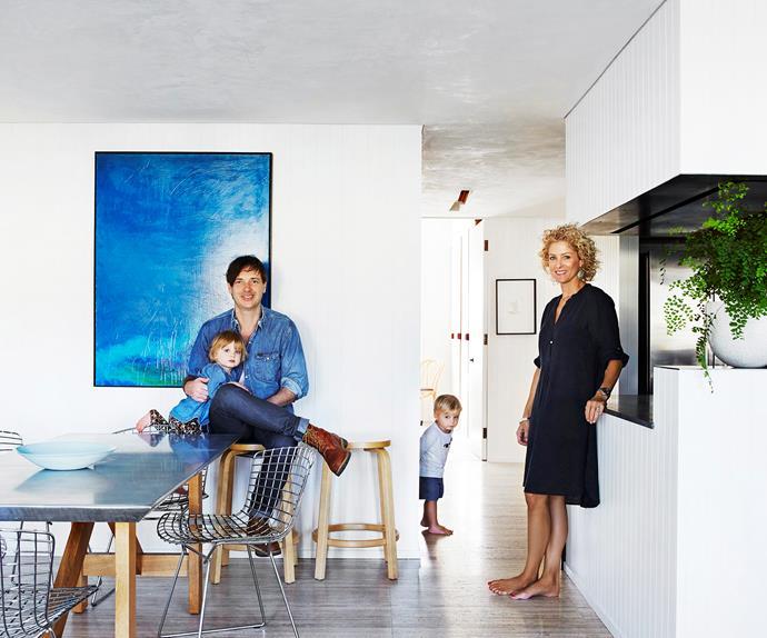 Creative Melbourne home