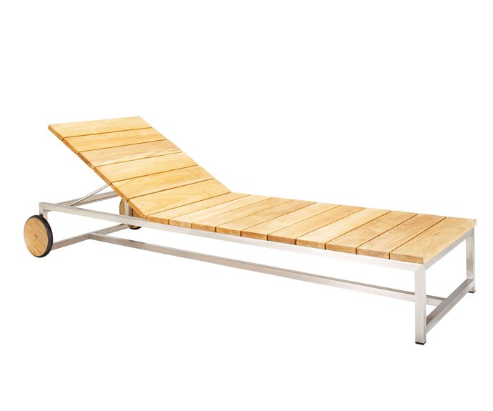 """Nullica day bed, $1399, [Eco Outdoor](https://www.ecooutdoor.com.au/products/outdoor-furniture/daybed/day-beds/nullica/