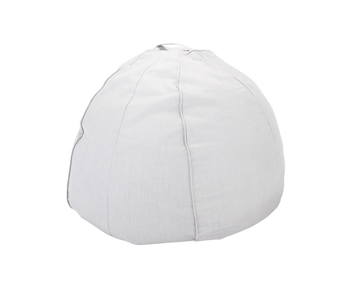 """Byron *beanbag*, from $499, [Eco Outdoor](https://www.ecooutdoor.com.au/products/outdoor-furniture/outdoor-beanbags-cushions/bean-bags/byron/
