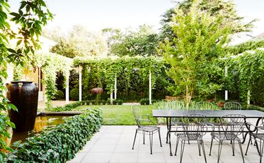 A 19th century garden pays homage to its heritage