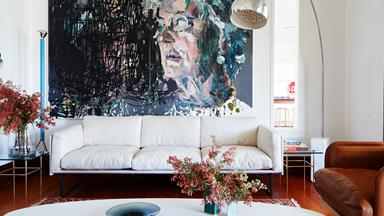 A heritage-listed Queenslander with artistic appeal