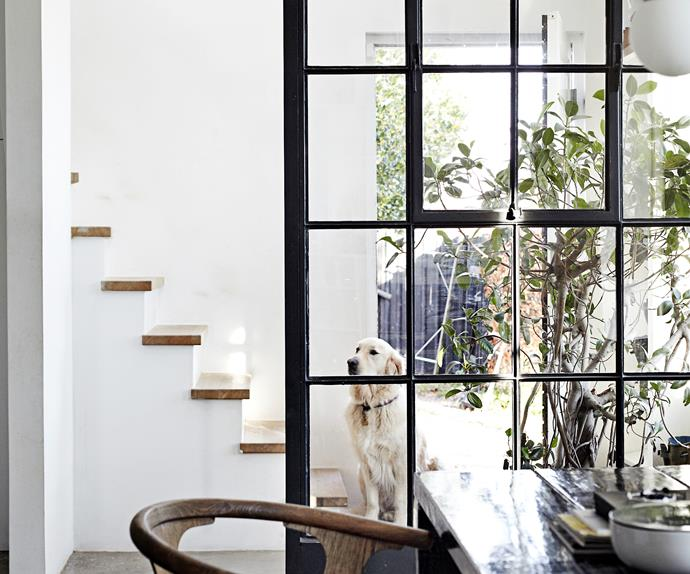 Industrial style home
