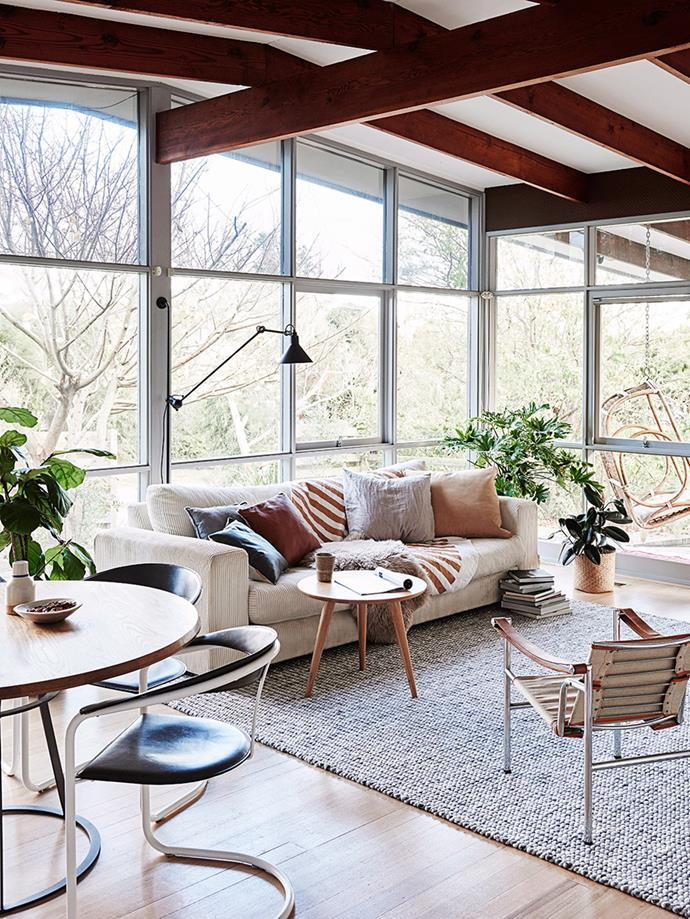 Factor in your home's natural lighting when deciding on a lighting plan. Photography: Eve Wilson / bauersyndication.com.au