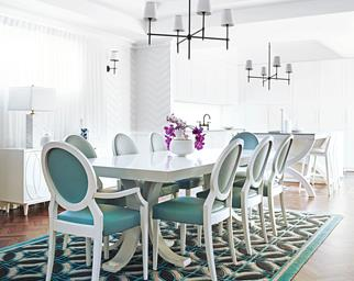 Greg Natale dining room