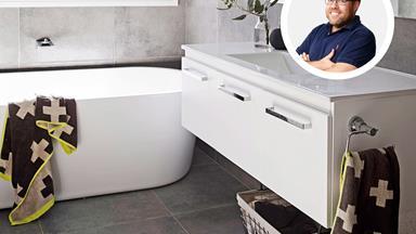 Simple bathroom solutions