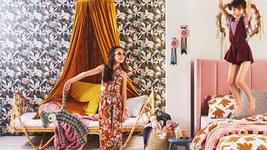 Decorating 101: Cool kids' rooms