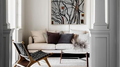 The next big interior design trend: Wall mouldings